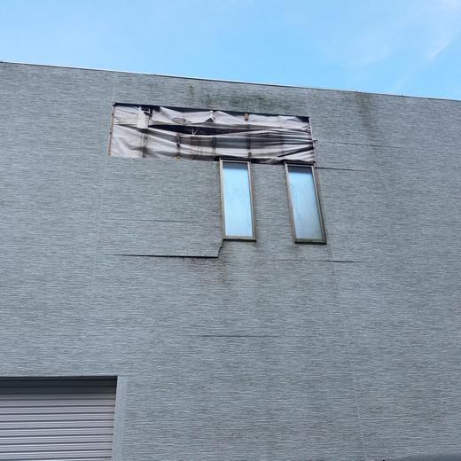 外壁の雨漏り原因!
