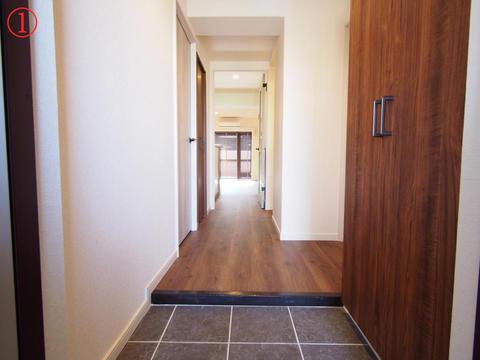 ヴィンテージテイストに一新したマンションリノベーション
